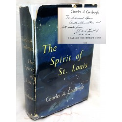 The Spirit of St. Louis - Autographed